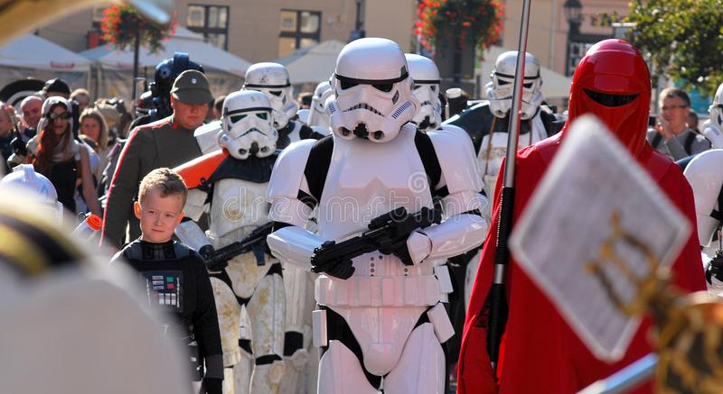 stormtroopers fotos de stock royalty free