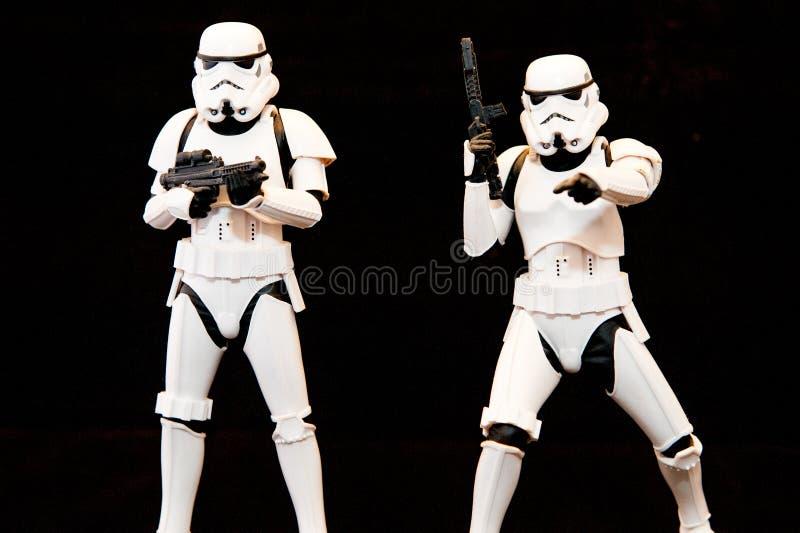 stormtroopers imagens de stock royalty free