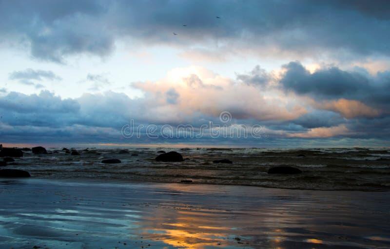 stormy fotografia stock