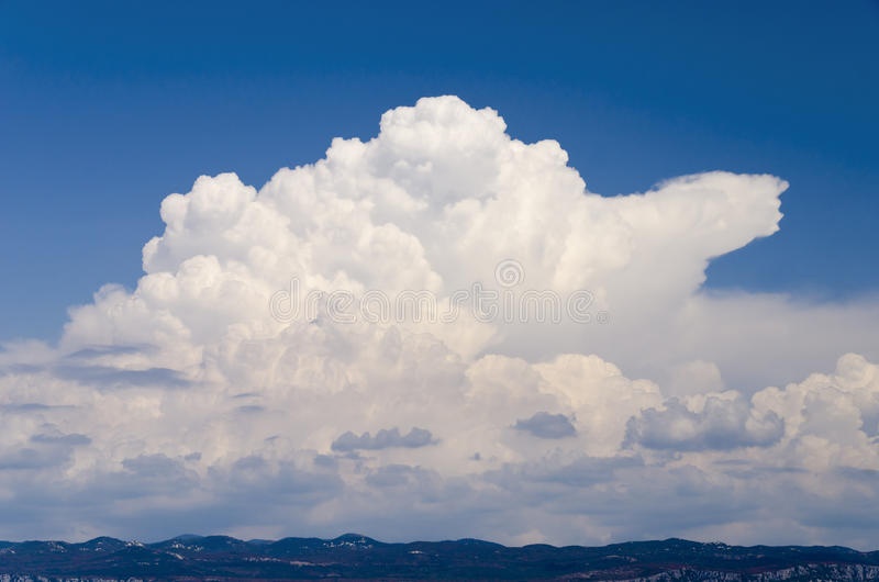 Download Stormy clouds stock image. Image of storm, danger, environment - 26500487