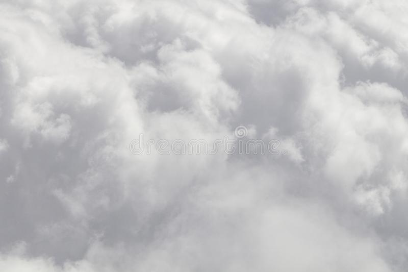 Stormy clouds for background. Image stock photography