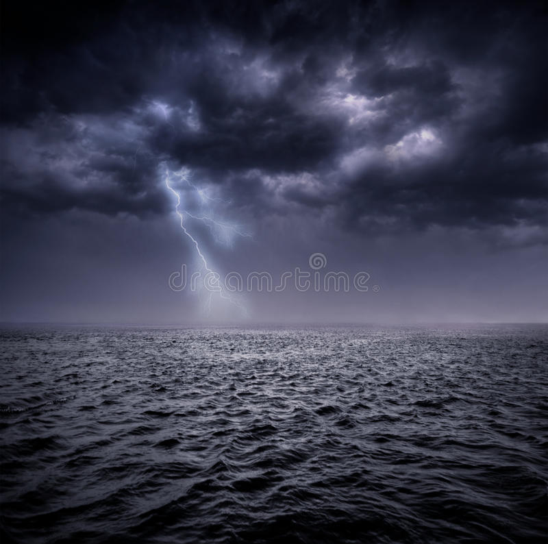 Download Stormy Ocean Royalty Free Stock Image - Image: 19439816