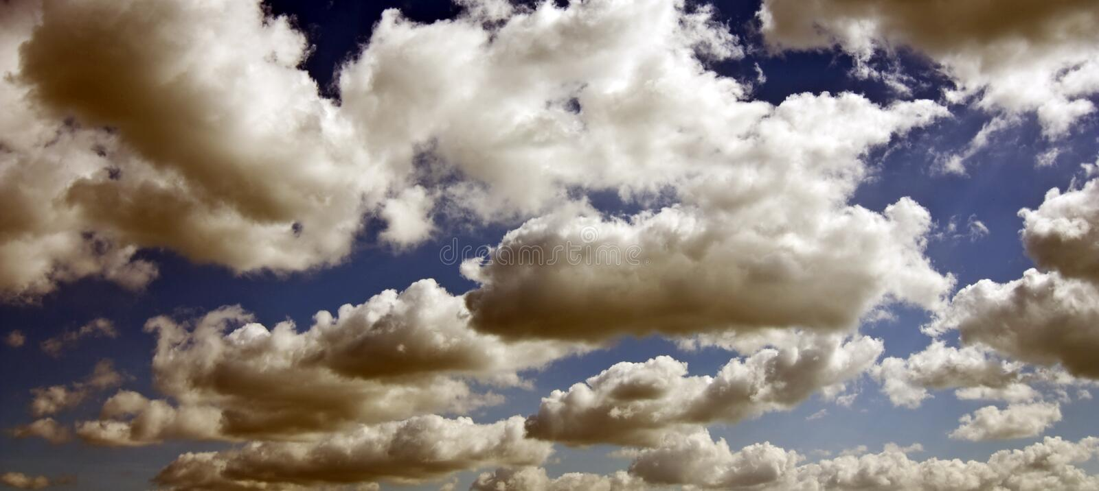 Download Stormy sky stock image. Image of vapour, clouds, weather - 15964007