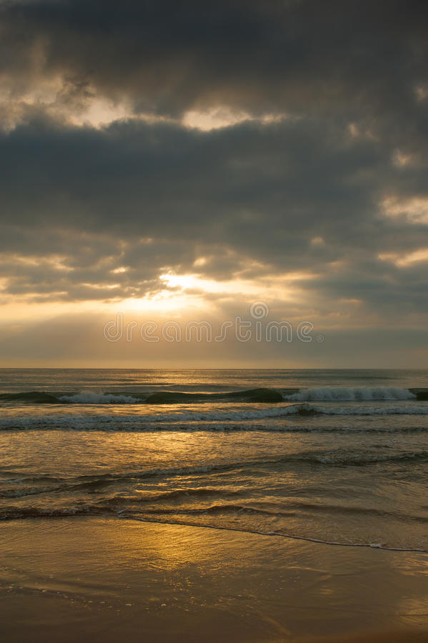 Download Stormy weather stock photo. Image of shore, cloudscape - 26985150