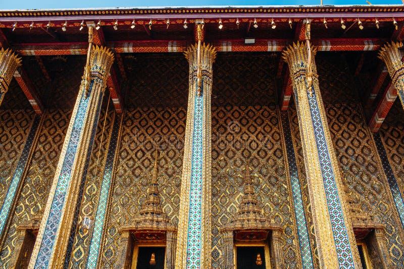 storslagen slott arkivfoto