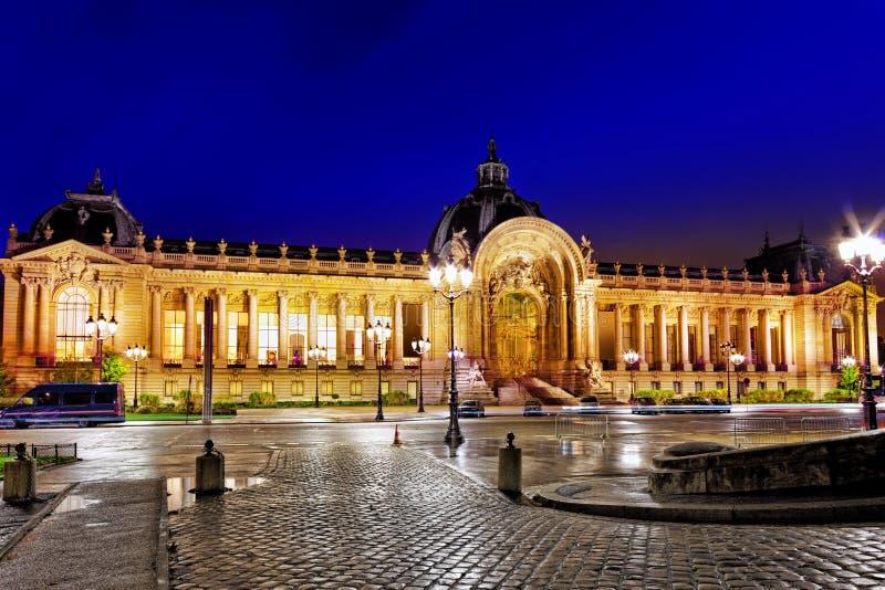 Storslagna Palais (den storslagna slotten) arkivfoton