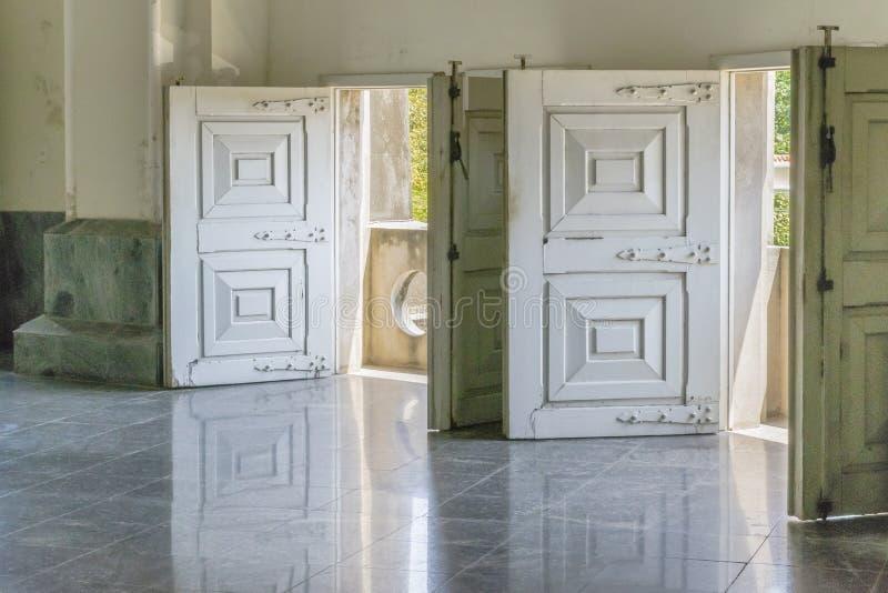 Storstads- domkyrka Fortaleza Brasilien royaltyfria bilder