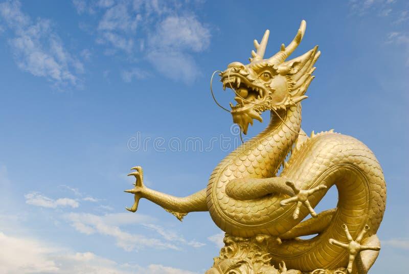 stort indiskt havhav för drake royaltyfri foto