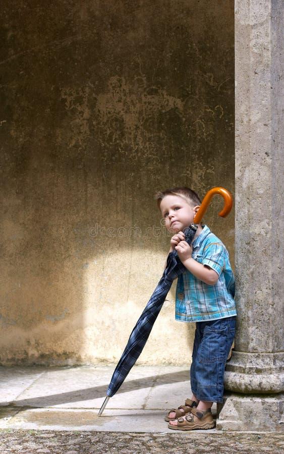 stort ungeparaply fotografering för bildbyråer