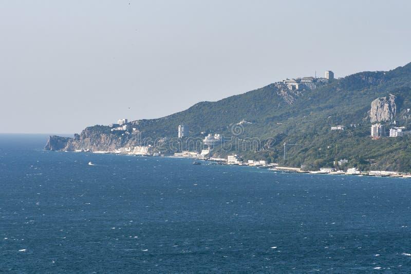 Stort Yalta område arkivbilder
