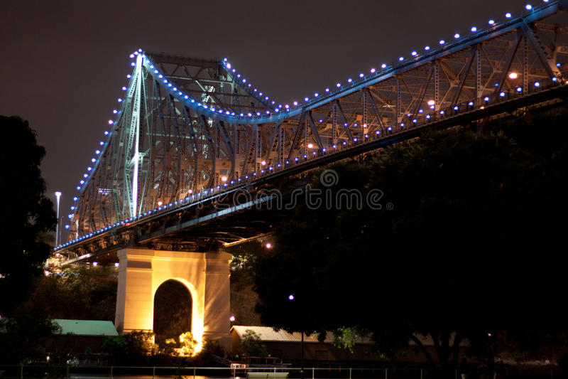 Download Story Bridge stock image. Image of river, cantilever - 29046117