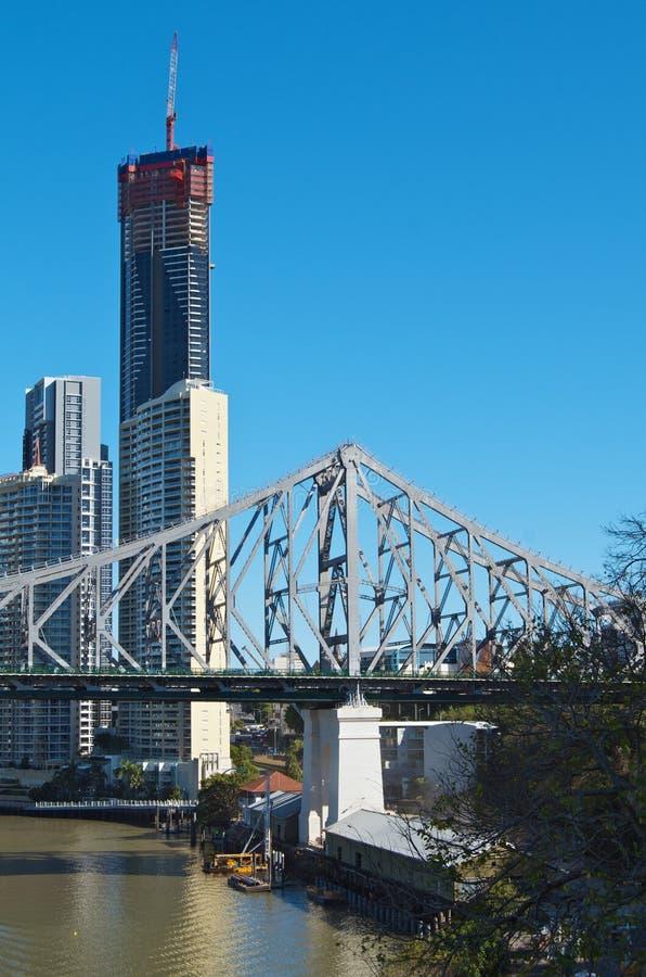 Download Story Bridge, Brisbane Stock Image - Image: 20186031