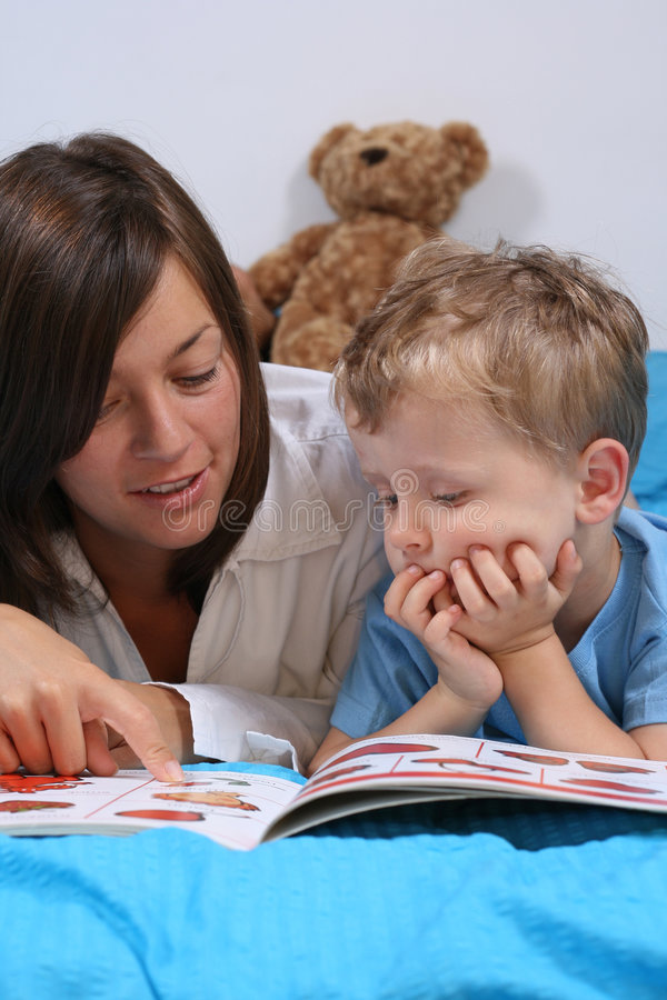 Story time royalty free stock image