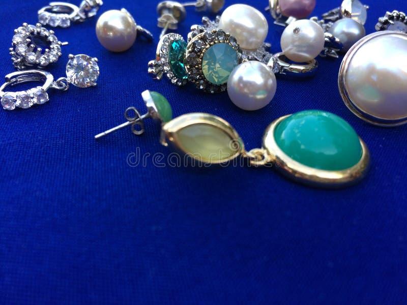 Stos biżuteria obrazy royalty free