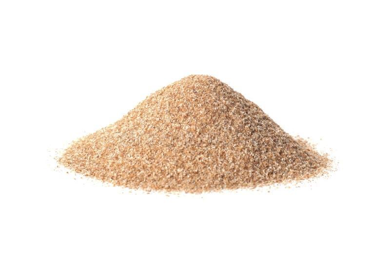 Stos gryczana mąka obrazy royalty free