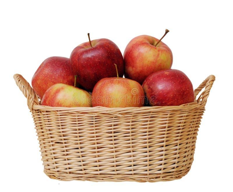 Stos Jonagold jabłka fotografia stock