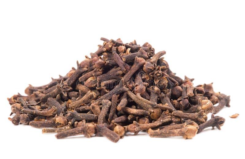 Stos nasieniodajny goździkowy zdjęcia stock