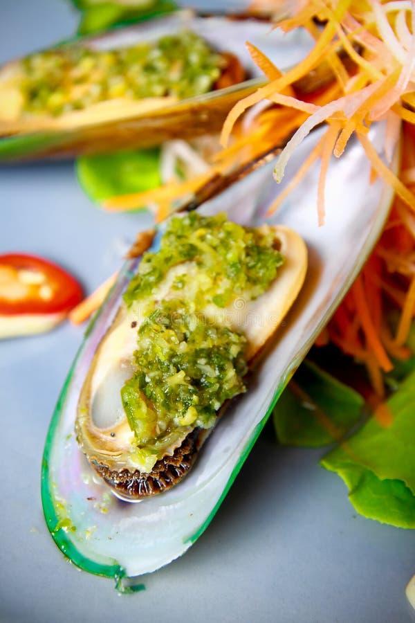 stosować korzennego mussel kumberland obrazy stock