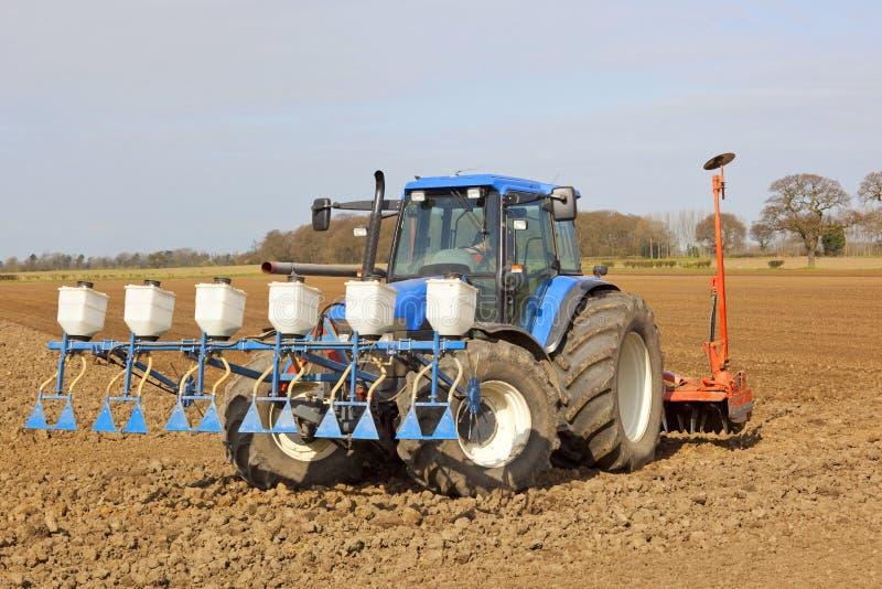 stosować uprawowego granulacyjnego pestycyd zdjęcie royalty free