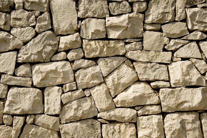 The stoun wall royalty free stock photos