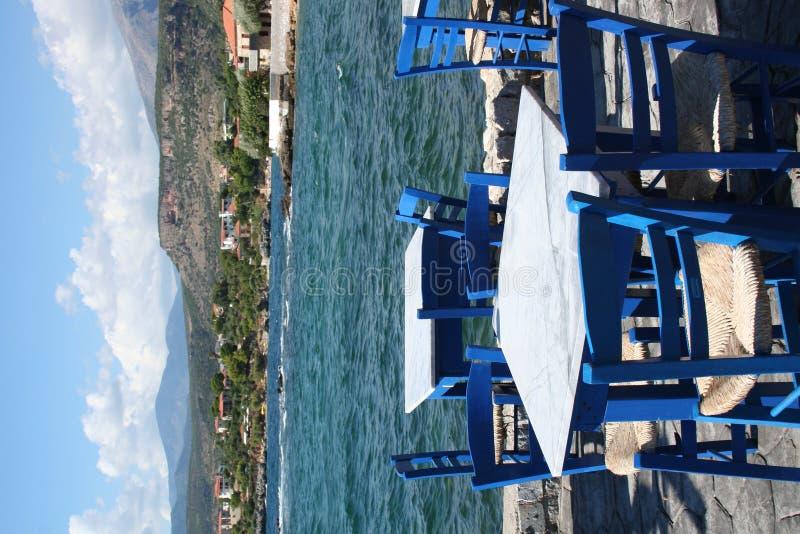 stoupa de la Grèce photographie stock libre de droits