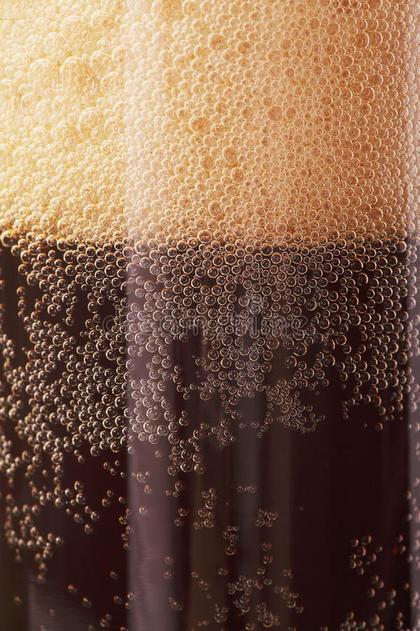Stout beer royalty free stock photos