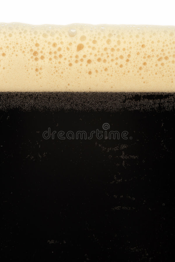 Stout beer stock photography