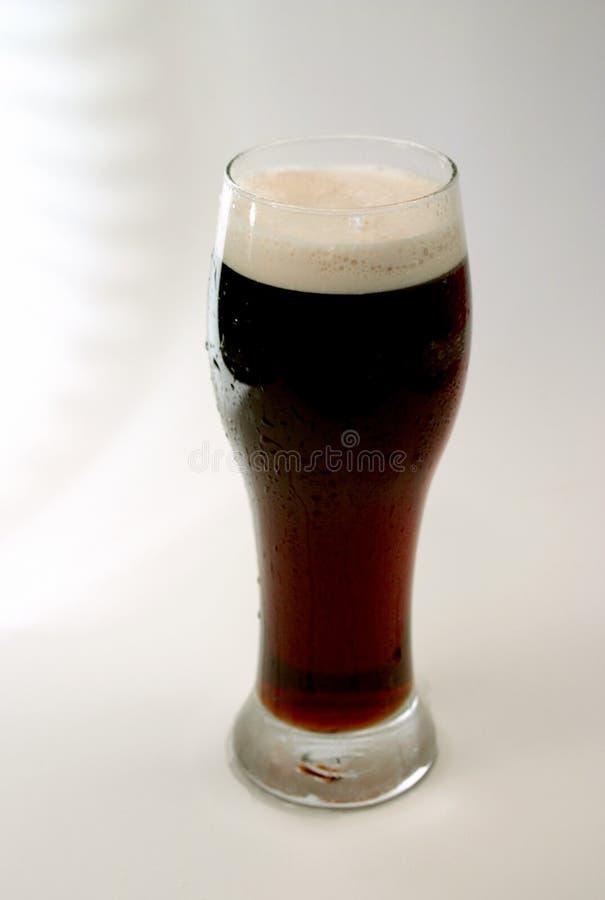 Stout Biersternhintergrund lizenzfreies stockbild