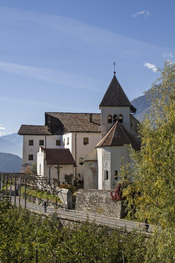 StPeter en Vinschgau imagen de archivo libre de regalías