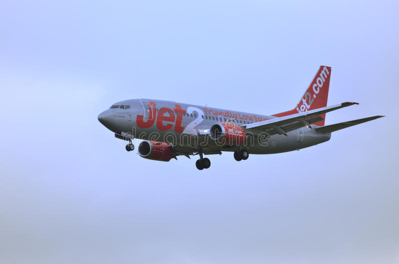 stråle för 2 flygplan royaltyfri bild