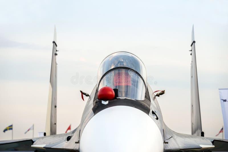 Stråle för kämpebombplan arkivfoton