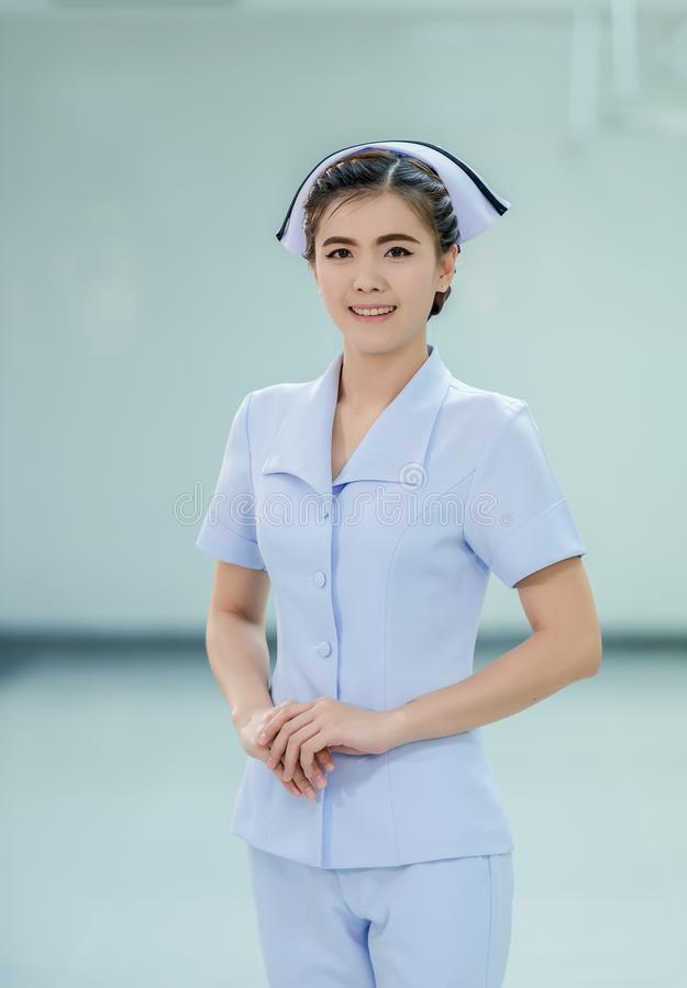 Strålningskort för sjuksköterska