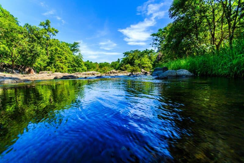 Ströme und Flüsse lizenzfreies stockbild