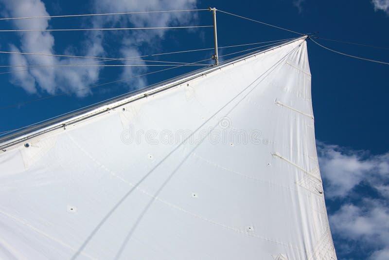 strömförsörjningen seglar arkivbild