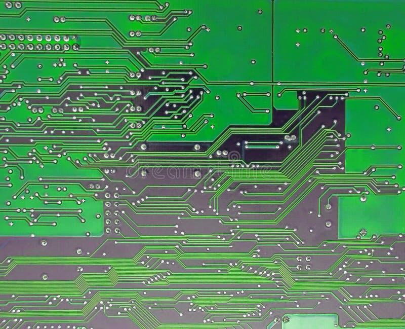 Strömkretsgreen Arkivbild