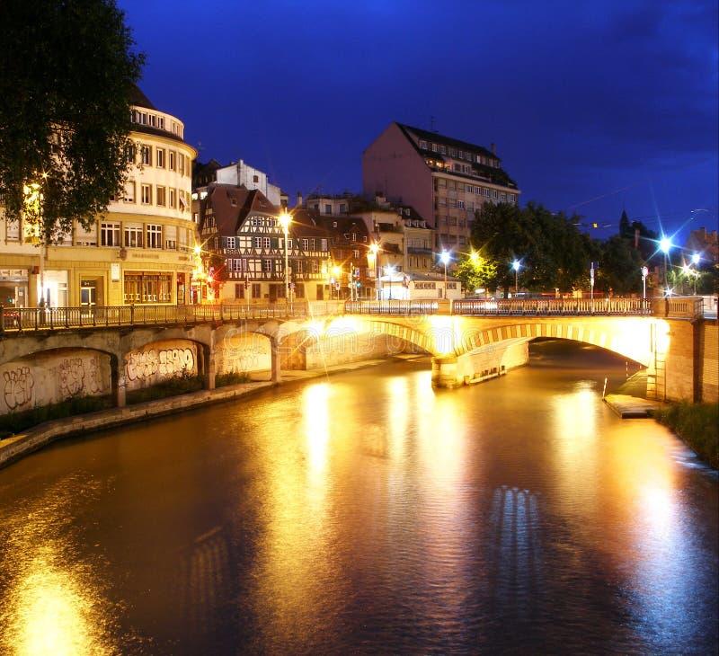 Straßburg stockbild