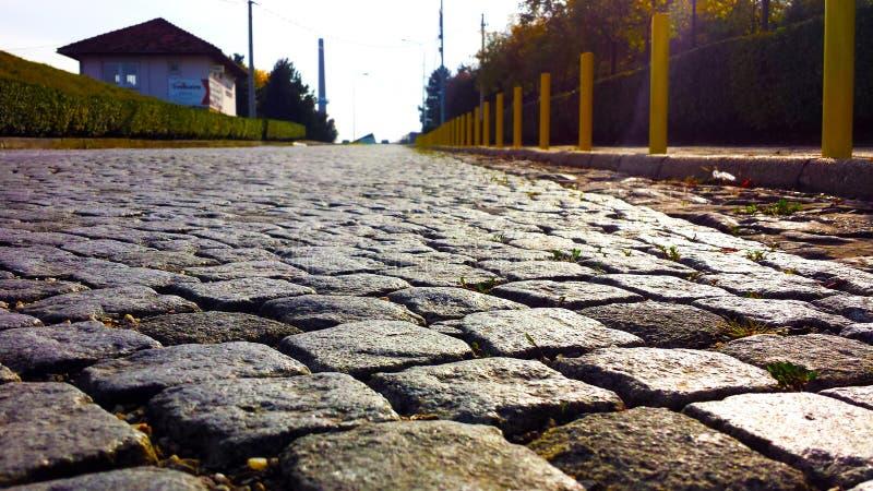 Straße lizenzfreies stockfoto