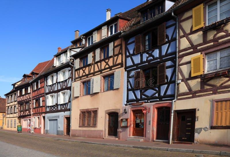Straße in Colmar