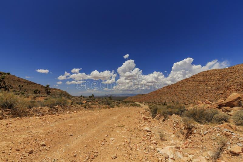Straße 1005, Littlefield, AZ 86432, USA stockfotos