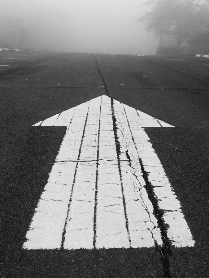 Straße singen lizenzfreies stockbild