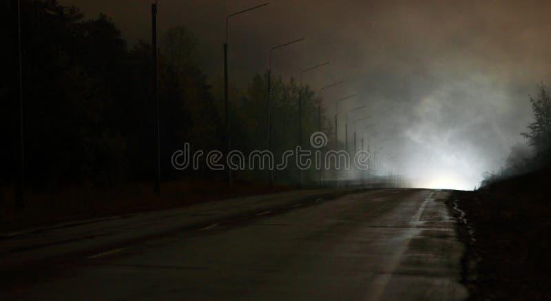 Straße zur Hölle lizenzfreies stockfoto