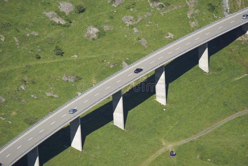 Straßen-Viadukt Lizenzfreie Stockbilder