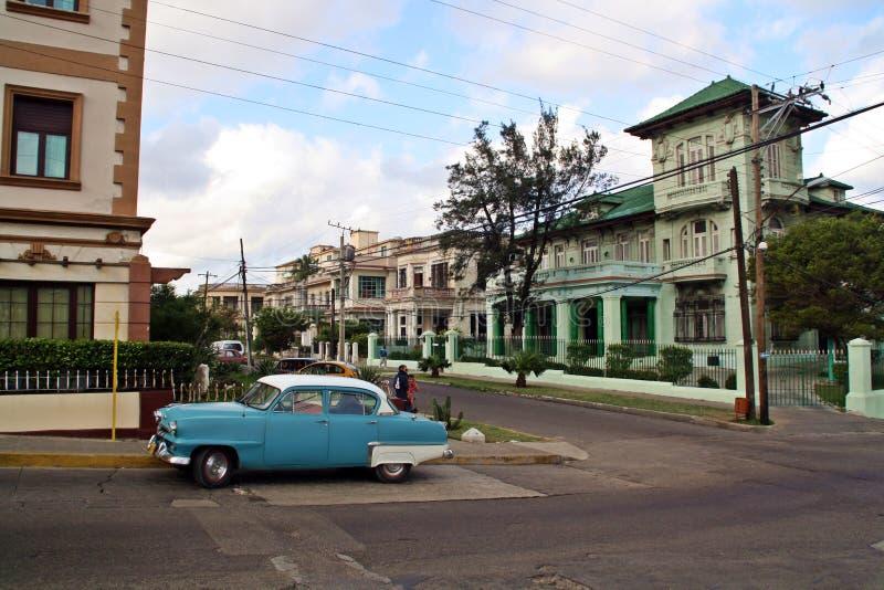 Straßen von La Habana Kuba stockfotografie