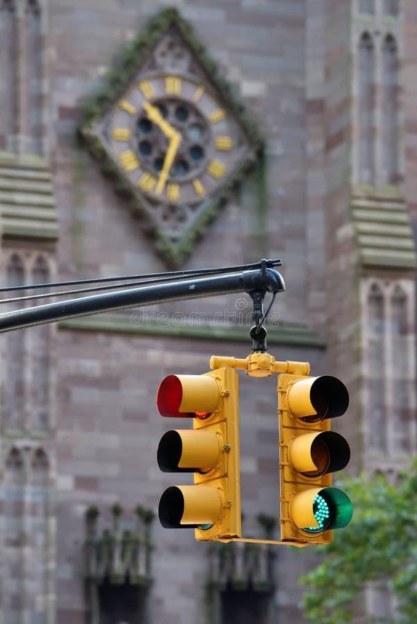 StraßenAmpeln stockbilder
