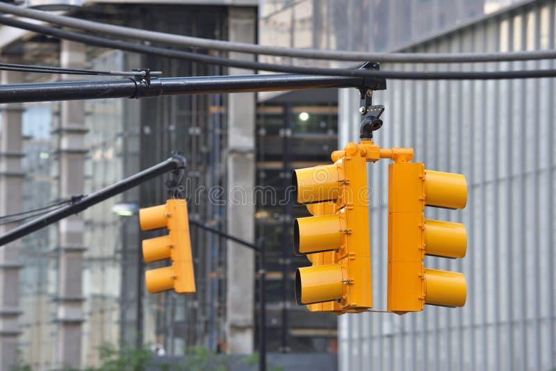 StraßenAmpeln stockbild