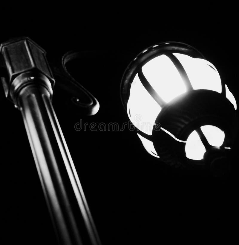 Straßenbeleuchtung stockfoto
