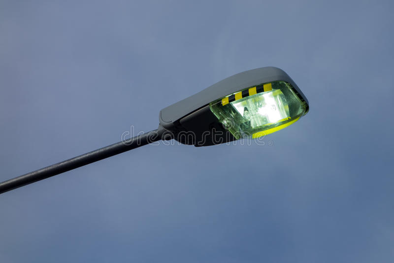Straßenbeleuchtung lizenzfreies stockfoto