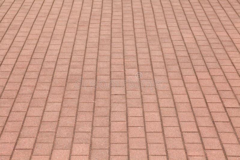 Straßenbodenfliesen stockbilder