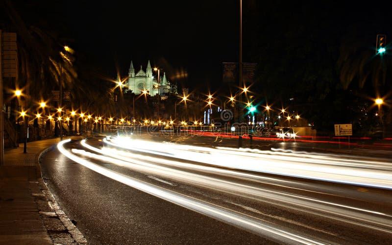 Straßenstadt stockbilder