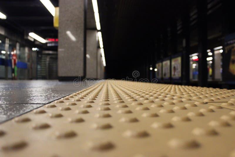 13. Straßenstation stockfoto